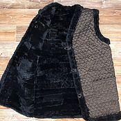 Мужская одежда handmade. Livemaster - original item MOUTON VESTS