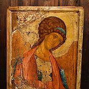 Икона Архангел Михаил из Звенигородского деисусного чина