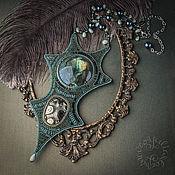 """Украшения ручной работы. Ярмарка Мастеров - ручная работа Кулон """"Сверное сияние"""". Handmade."""