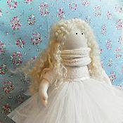 Куклы и игрушки ручной работы. Ярмарка Мастеров - ручная работа Интнрьерная кукла. Handmade.