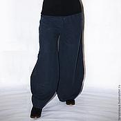 Одежда ручной работы. Ярмарка Мастеров - ручная работа Модные стильные брюки. Handmade.