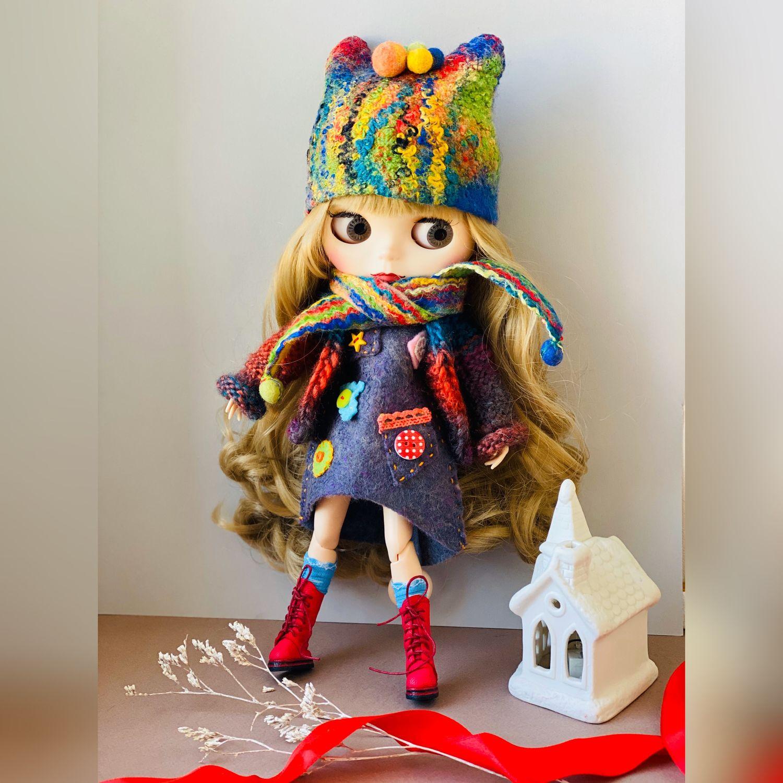 Комплект одежды для Блайз. Кукольная одежда Аутфит, Одежда для кукол, Ижевск,  Фото №1