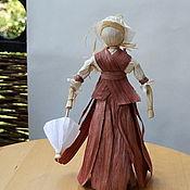 Куклы и игрушки ручной работы. Ярмарка Мастеров - ручная работа Куклы из талаша. Handmade.