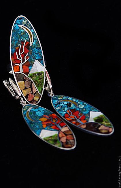 аукцион на украшения, мозаика ручной работы