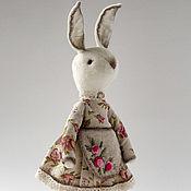 Куклы и игрушки ручной работы. Ярмарка Мастеров - ручная работа Винтажный крольчик.. Handmade.