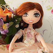 Куклы и игрушки ручной работы. Ярмарка Мастеров - ручная работа Белль.Коллекционная кукла. Handmade.