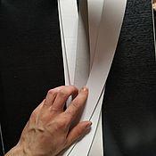 Мех ручной работы. Ярмарка Мастеров - ручная работа Заготовка для ремня - Белая. Handmade.