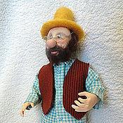 Куклы и игрушки ручной работы. Ярмарка Мастеров - ручная работа Петсон. Handmade.