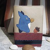 """Обложки ручной работы. Ярмарка Мастеров - ручная работа Обложка на паспорт """"Тоторо"""". Handmade."""