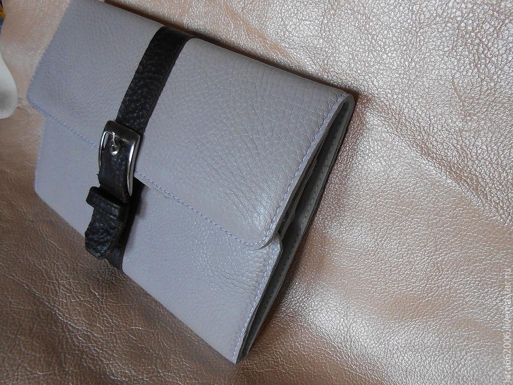 Чехол кожаный  для  iPad  мини