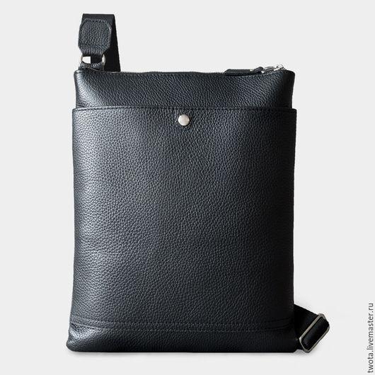 """Мужские сумки ручной работы. Ярмарка Мастеров - ручная работа. Купить Сумка """"Jack's Bag"""". Handmade. Сумка, натуральная кожа"""