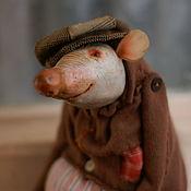 Куклы и игрушки ручной работы. Ярмарка Мастеров - ручная работа Британец КссанДи. Handmade.