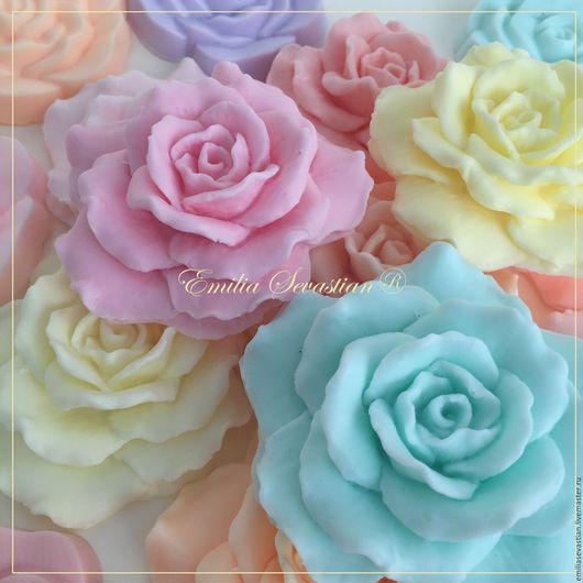 Мыло ручной работы. Ярмарка Мастеров - ручная работа. Купить Мыло Роза dream. Handmade. Хит продаж, мыльная основа