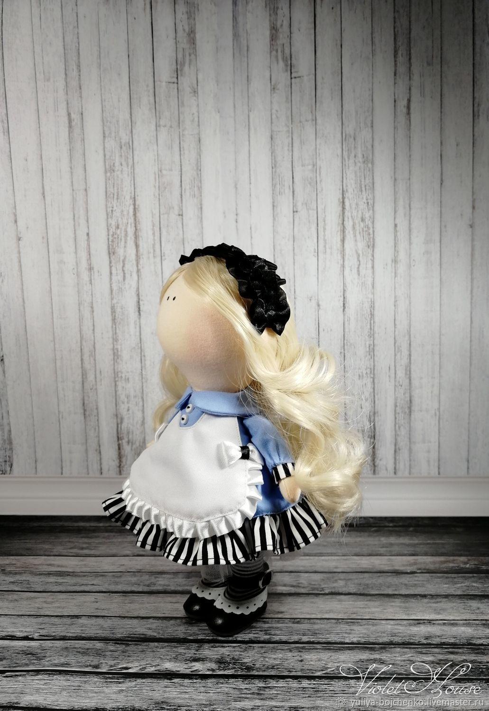Кукла Алиса, Тыквоголовка, Санкт-Петербург,  Фото №1