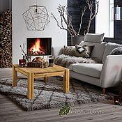 Столы ручной работы. Ярмарка Мастеров - ручная работа Стол журнальный Provence-01 из массива дуба. Handmade.
