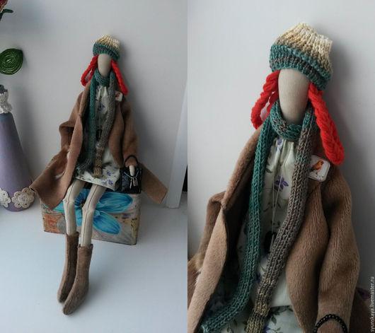 Куклы Тильды ручной работы. Ярмарка Мастеров - ручная работа. Купить Кукла в стиле Тильда. Handmade. Комбинированный, ручная работа