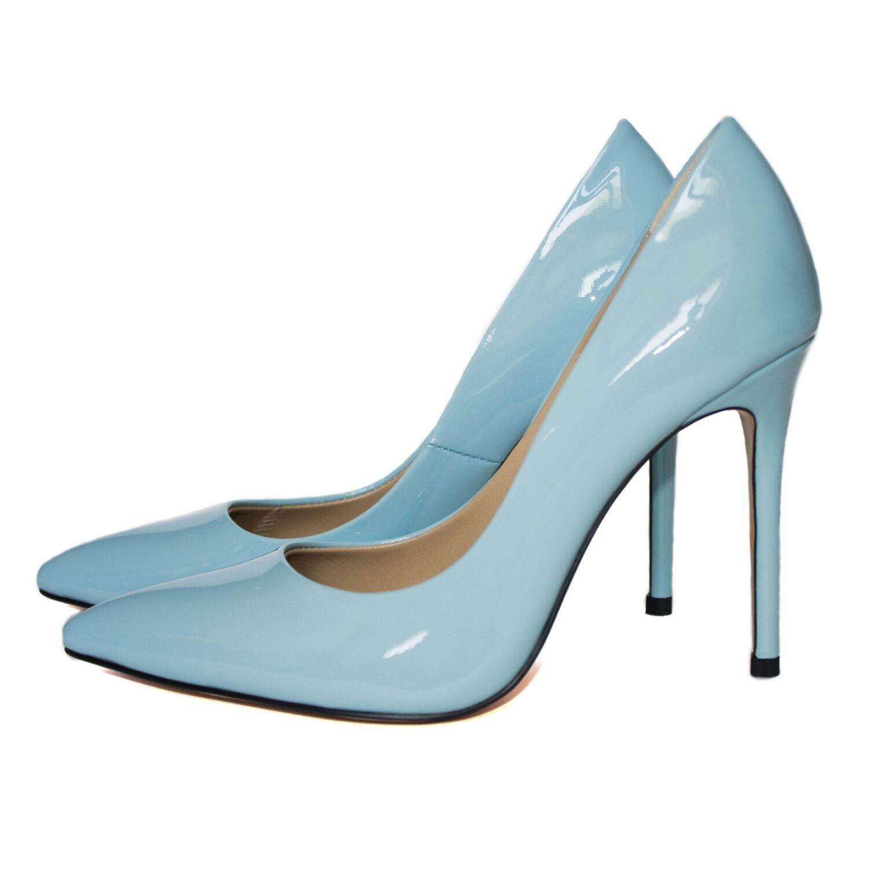 Zapatos de mujer 'SKY BLUE 'es de 10cm SS'2020, Shoes, Barnaul,  Фото №1