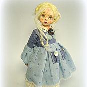 Куклы и игрушки ручной работы. Ярмарка Мастеров - ручная работа коллекционная кукла ЭЛИЗАБЕТ (ПРОДАНА). Handmade.
