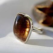 Украшения handmade. Livemaster - original item Ring with tourmaline