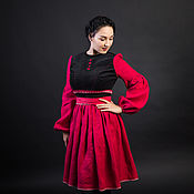 Одежда handmade. Livemaster - original item Dress Assol. Handmade.