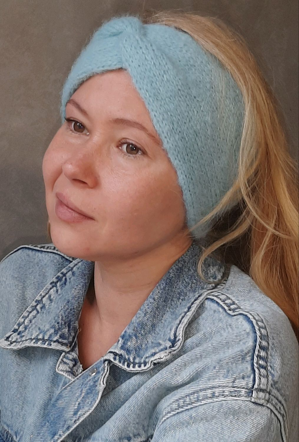 Headband 'forget-me-not', Bandage, Moscow,  Фото №1
