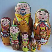Русский стиль handmade. Livemaster - original item matryoshka