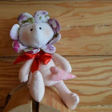 Куклы и игрушки ручной работы. Ярмарка Мастеров - ручная работа Цветочек. Handmade.