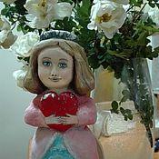 Куклы и игрушки ручной работы. Ярмарка Мастеров - ручная работа Интерьерная кукла `Море любви`. Handmade.