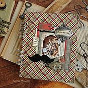 Подарки к праздникам ручной работы. Ярмарка Мастеров - ручная работа Книга пожеланий для мужчины. Handmade.