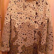Одежда ручной работы. Ярмарка Мастеров - ручная работа Мое любимое пальто. Handmade.