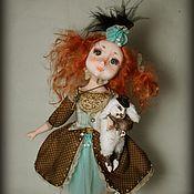Куклы и игрушки ручной работы. Ярмарка Мастеров - ручная работа Алиса в стране чудес. Handmade.