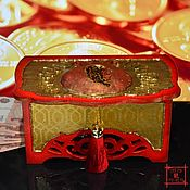 Фен-шуй и эзотерика handmade. Livemaster - original item Exclusive! Box money