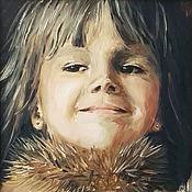 Картины ручной работы. Ярмарка Мастеров - ручная работа Портрет маслом по фотографии. Handmade.