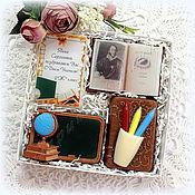 Косметика ручной работы. Ярмарка Мастеров - ручная работа Наборы учителям из 4 мыл. Handmade.