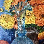 Винтаж handmade. Livemaster - original item Heavenly beauty. Antique Victorian Vase.. Handmade.