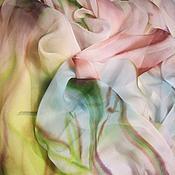 """Аксессуары ручной работы. Ярмарка Мастеров - ручная работа Шарф """"Бамбук"""". Handmade."""