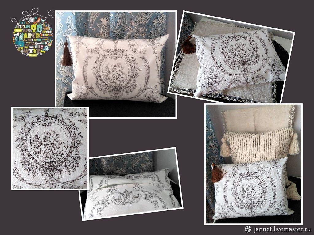 THEMED pillows-in the range, Pillow, Moscow,  Фото №1