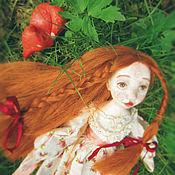 Куклы и игрушки ручной работы. Ярмарка Мастеров - ручная работа В лисьем лесу.... Handmade.