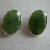 Украшения handmade. Livemaster - original item Elegant earrings BEAD,silver 925.. Handmade.