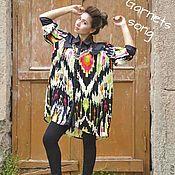 Одежда ручной работы. Ярмарка Мастеров - ручная работа Платье рубаха 1. Handmade.