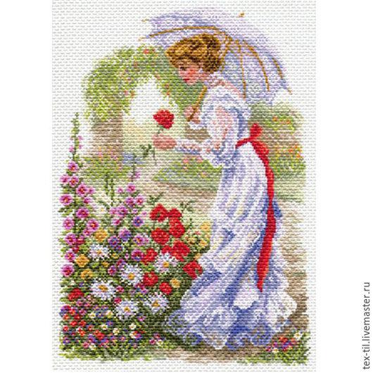 арт 1700-В цветущем саду
