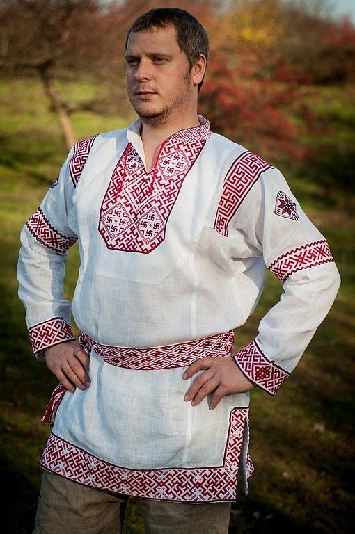 модели русской мужской рубахи картинки фотографии