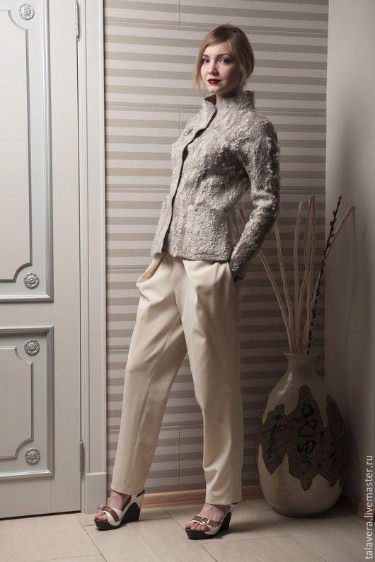 """Пиджаки, жакеты ручной работы. Ярмарка Мастеров - ручная работа. Купить Жакет ручной работы """"Сон в майскую ночь"""". Handmade."""