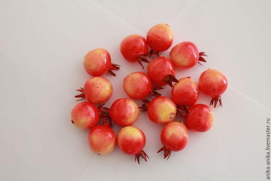 Материалы для флористики ручной работы. Ярмарка Мастеров - ручная работа. Купить фрукты. Handmade. Разноцветный
