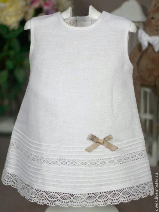 Крестильные принадлежности ручной работы. Ярмарка Мастеров - ручная работа. Купить Крестильное платье. Handmade. Белый, крестильное платье, Крестины