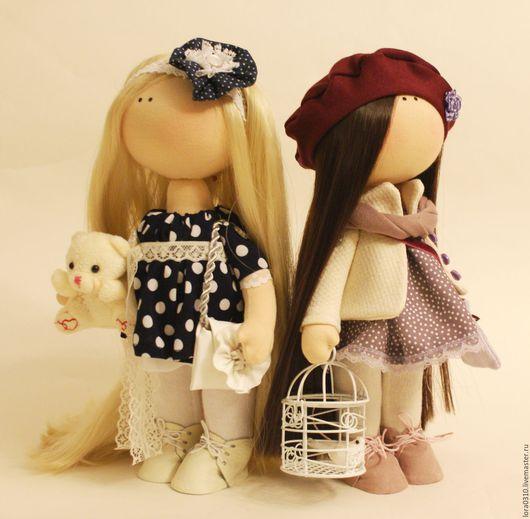 Коллекционные куклы ручной работы. Ярмарка Мастеров - ручная работа. Купить Клэр. Handmade. Украшение для интерьера, авторская кукла