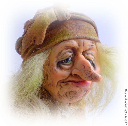 """Коллекционные куклы ручной работы. Ярмарка Мастеров - ручная работа. Купить кукла """"МЕТЛА сломалась...как жить дальше?"""". Handmade."""