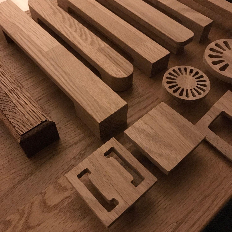 Мебельные ручки из дерева, Фурнитура для мебели, Санкт-Петербург,  Фото №1