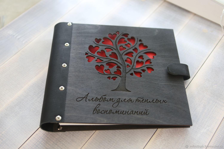 Альбом для тёплых воспоминаний, Фотоальбомы, Санкт-Петербург,  Фото №1