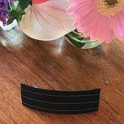 Винтаж handmade. Livemaster - original item Hairpin - automatic